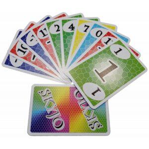 skyjo cartes