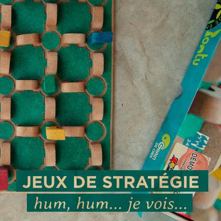 Jeux de stratégie