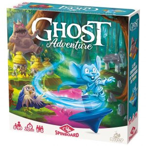 ghost adventure boite