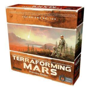 terraforming mars boite