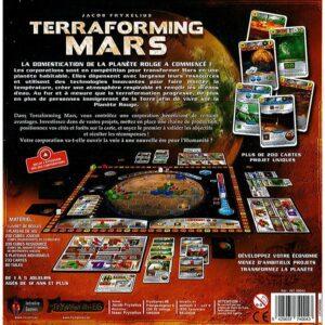 terraforming mars boite dos