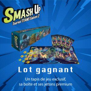 Tournoi Smash Up 06/11/21