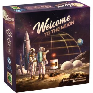 welcome to the moon boite